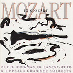 Omslag CD Mozart in concert!