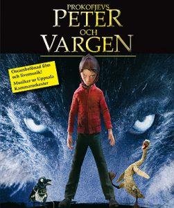 Affisch på Peter och vargen