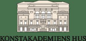 Logotyp Konstakademien Stockholm