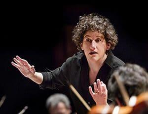 Dirigenten Rebecca Miller