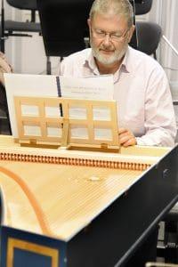Björn Gäfvert, cembalo