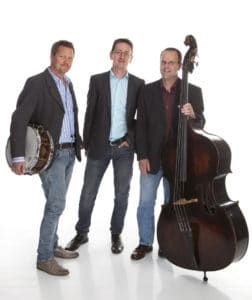 Gotlandsmusikens jazzgrupp en trio