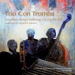 Omslag CD Trio con Tromba