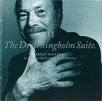 Omslag CD The Drottningholm Suite