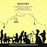 Omslag CD Mozart (1993)