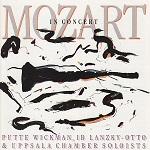 Omslag CD Mozart in concert!