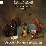 Omslag CD Stenhammar/Rangström (1989)