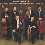 Omslag CD Uppsala Chamber Soloists – Tchaikovsky, Wolf, Strauss (1987)