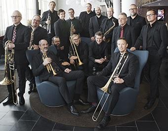 Norrbotten Big Band på Hotell Clarion