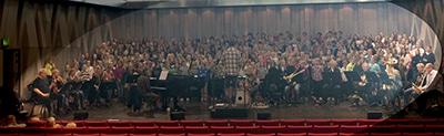 Bild på vårkonsert