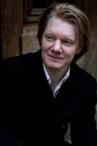 Tonsättare och pianist Johan Ullén