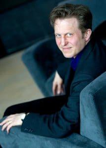 Tonsättaren Mats Larsson Gothe