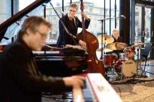 Bild från Carte Blanche med Trio X