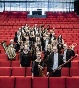 Uppsala Kammarorkester i stora salen UKK