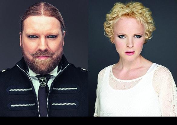 Rickard Söderberg och Kerstin Avemo
