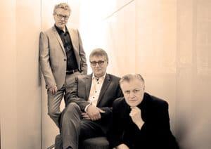 Lennart Simonsson, Per V Johansson, Joakim Ekberg