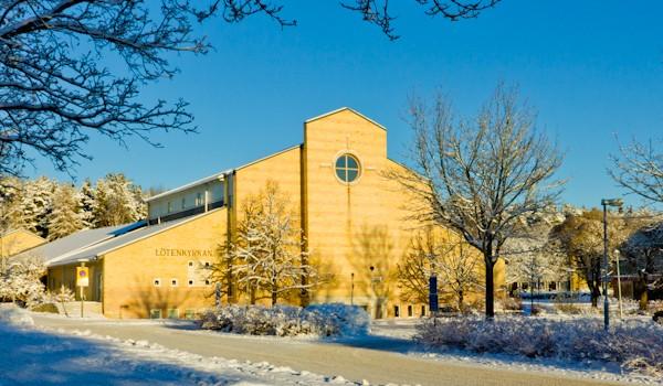 Adventskonsert i Lötenkyrkan | Linnékvintetten | Musik i Uppland