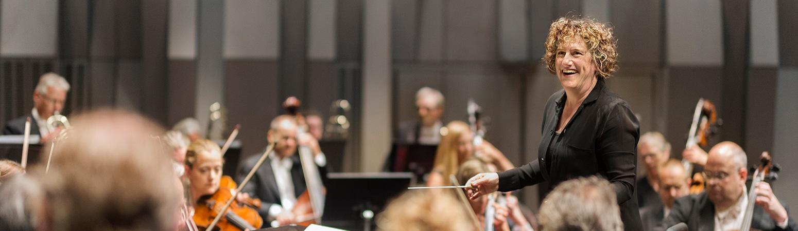 Rebecca Miller och Uppsala Kammarorkester