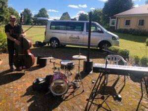 Utomhuskonsert Trio X