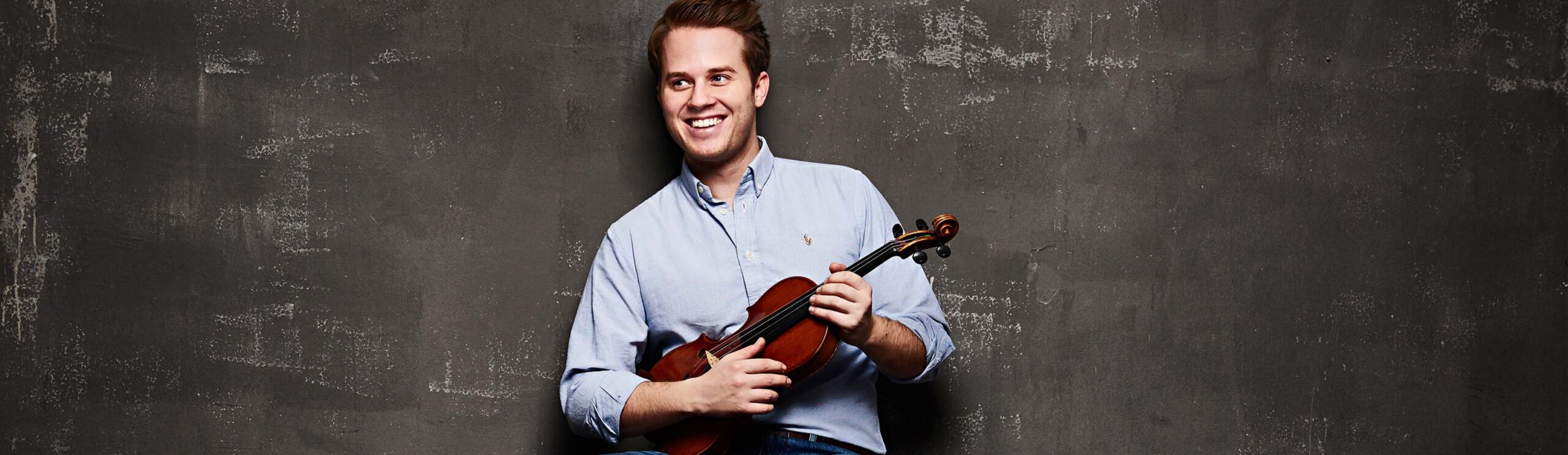 Tobias Feldmann, violinist
